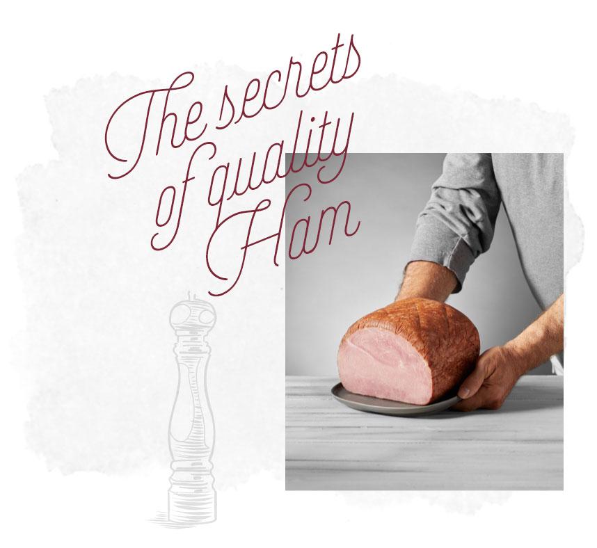 Quality ham